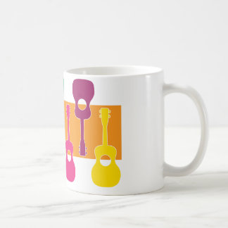 Uke Graphic Coffee Mug