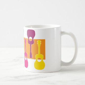 Uke Graphic Classic White Coffee Mug