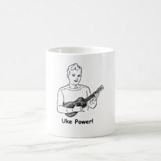 Uke Power! Classic White Coffee Mug