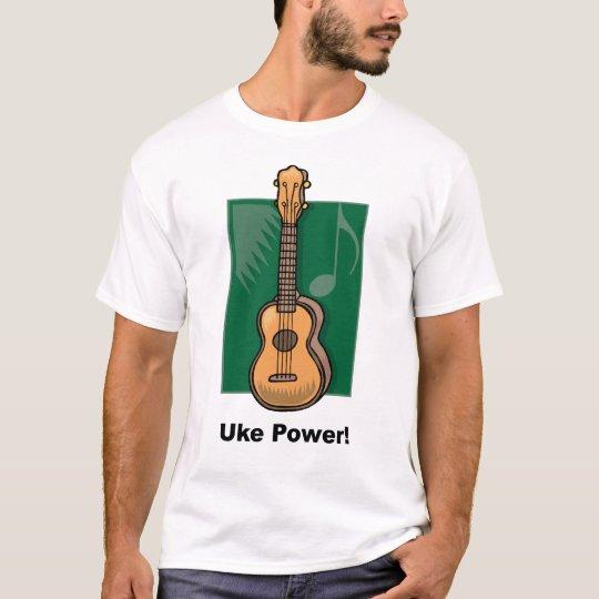 Uke Power! T-Shirt