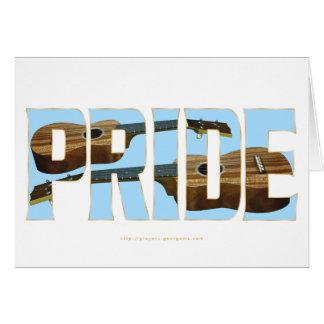 Uke Pride Card