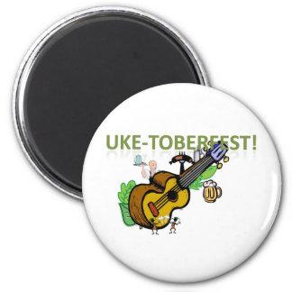 Uke-Toberfest Magnets