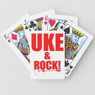 Uke y roca barajas