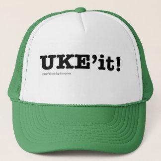 UKE'it! Designer Cap