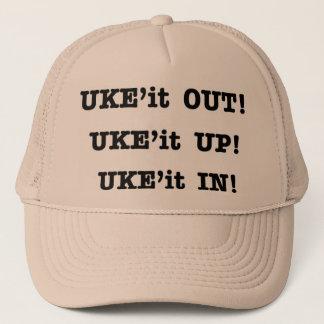 UKE'it OUT, UP & IN Cap