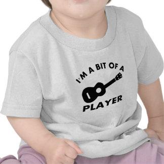 Ukelele musical instrument designs tshirts