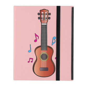 Ukelele with Notes iPad Covers