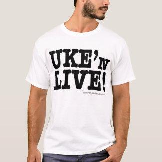 UKE'n LIVE! T-Shirt