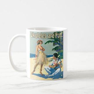 Ukes Are Fun! Mug