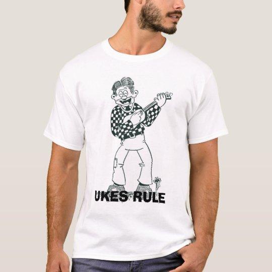 Ukes Rule T-Shirt