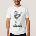 Ukes Rule Tee Shirt