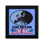 UKIP británico Cajas De Recuerdo