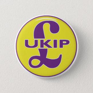 UKIP Logo Pinback Button