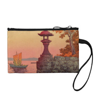 ukiyoe change purse