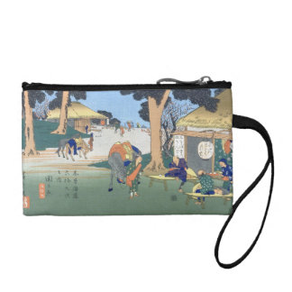 ukiyoe coin purse