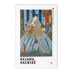 ukiyoe - Kazama Hachirō - Japanese magician - Acrylic Print