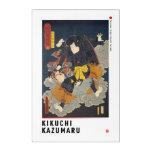 ukiyoe - Kikuchi Kazumaru - Japanese magician - Acrylic Print