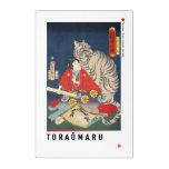 ukiyoe - Toraōmaru - Japanese magician - Acrylic Print