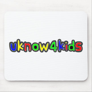 UKnow4Kids Mouse Pad