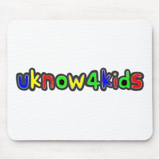 UKnow4Kids Tapete De Ratón