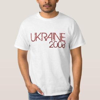 UKRAINE 2008 T-Shirt