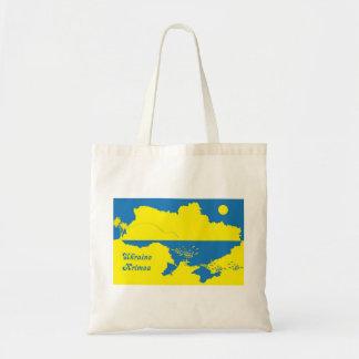 Ukraine and Krimea Tote Bag