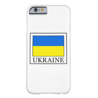 Ukraine Barely There iPhone 6 Case
