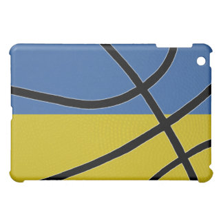 Ukraine Basketball iPad Case