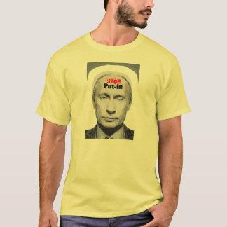 Ukraine Boycott 2014 Winter Olympic Games Russia T-Shirt