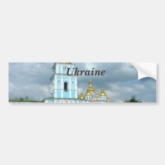 Ukraine Bumper Stickers