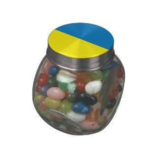 Ukraine Glass Jars