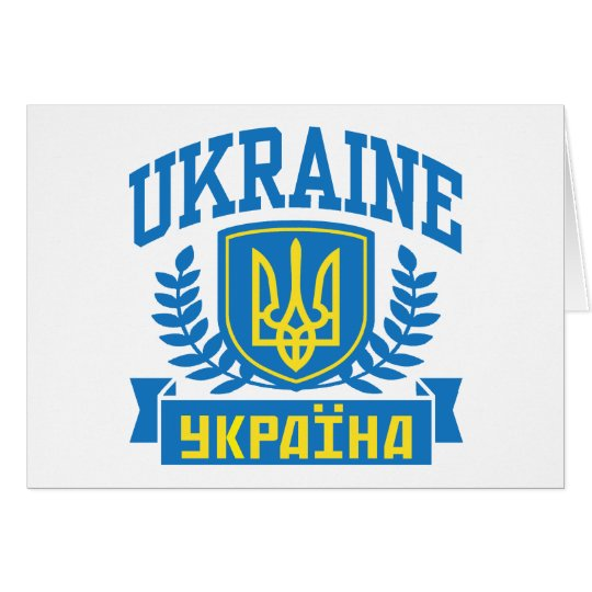 Ukraine Card