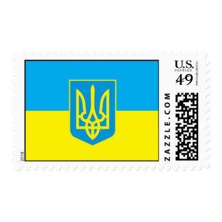 Ukraine COA Postage