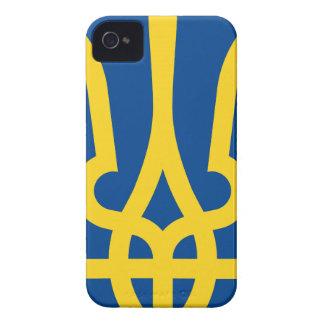 Ukraine Coat of Arms iPhone 4 Case
