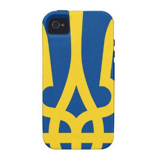 Ukraine Coat of Arms iPhone 4/4S Cases
