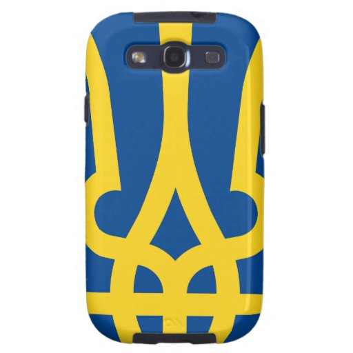 Ukraine Coat of Arms Galaxy S3 Cover