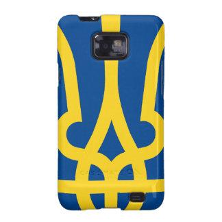 Ukraine Coat of Arms Galaxy S2 Case