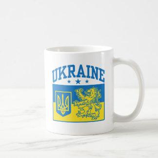 Ukraine Coat of Arms Coffee Mug