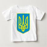Ukraine Coat of Arms detail T-shirt