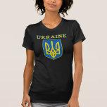 Ukraine coat of arms shirts