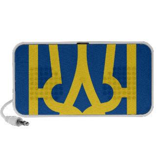 Ukraine Coat of Arms iPhone Speaker