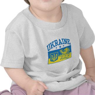 Ukraine Coat of Arms Shirt