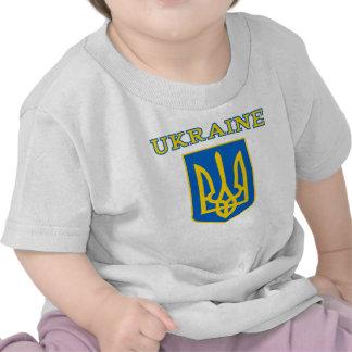 Ukraine coat of arms tees