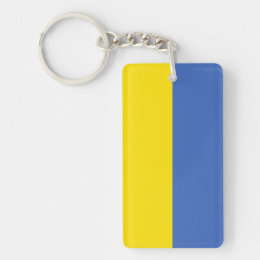 ukraine country flag name text symbol keychain