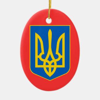 UKRAINE- Custom Christmas Ornament