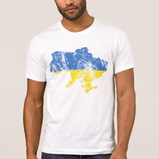 Ukraine Distressed shirt