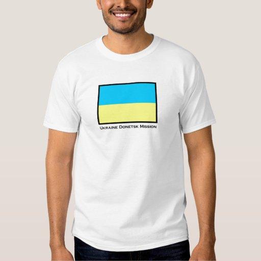 Ukraine Donetsk LDS Mission T-Shirt