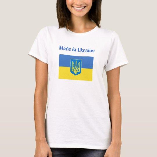 ukraine_flag, 0703221027_tryzub, M... - Customized T-Shirt