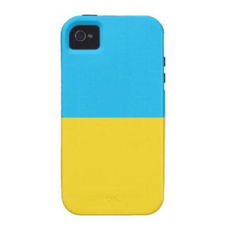 Ukraine Flag Case-Mate iPhone 4 Cover