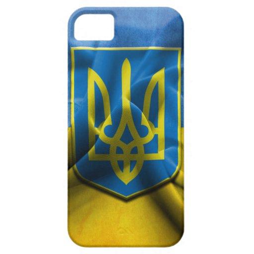 UKRAINE FLAG CASE iPhone 5/5S COVERS